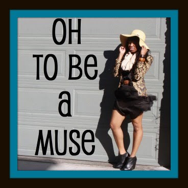 Oh to Be a Muse