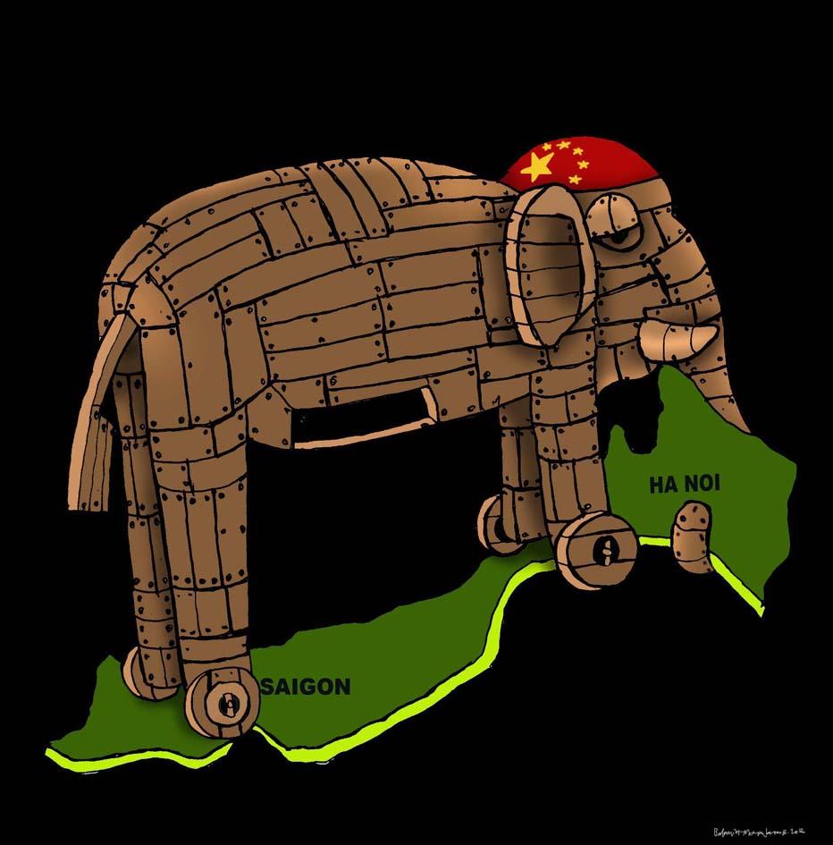 biếm họa babui danlambao