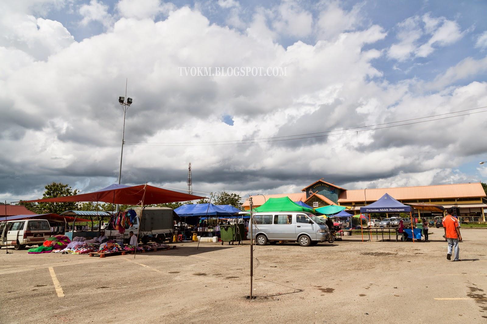 market hall, pitas