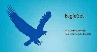 تحميل برنامج EagleGet لتحميل الملفات من الانترنت بسرعة كبيرة