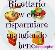 Ricette low cost cercasi
