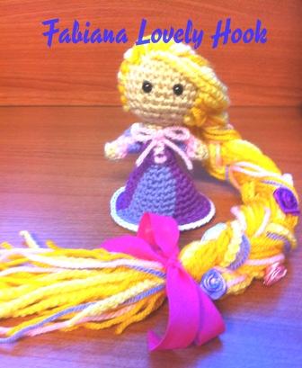 Amigurumi Principesse Disney : Amigurumi Fabiana: Principesse Disney