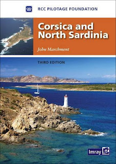 Corsica and north Sardinia by John Marchment