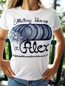 FUNDRAISING for ALEX, you can support his ongoing Rehabilitation by buying a T-Shirt, Thank you x