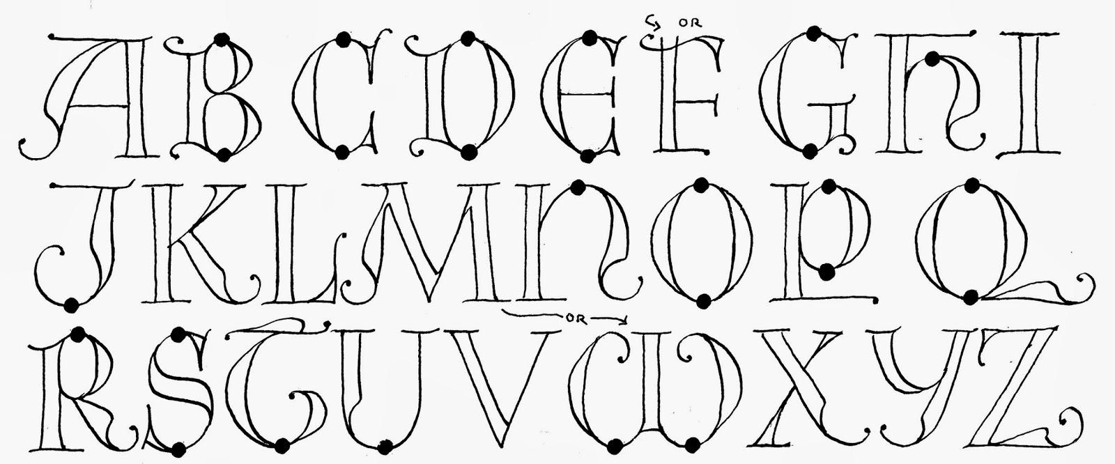 Margaret Shepherd Calligraphy Blog November 2013