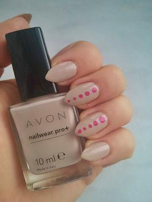 avon nailwear pro+ tender