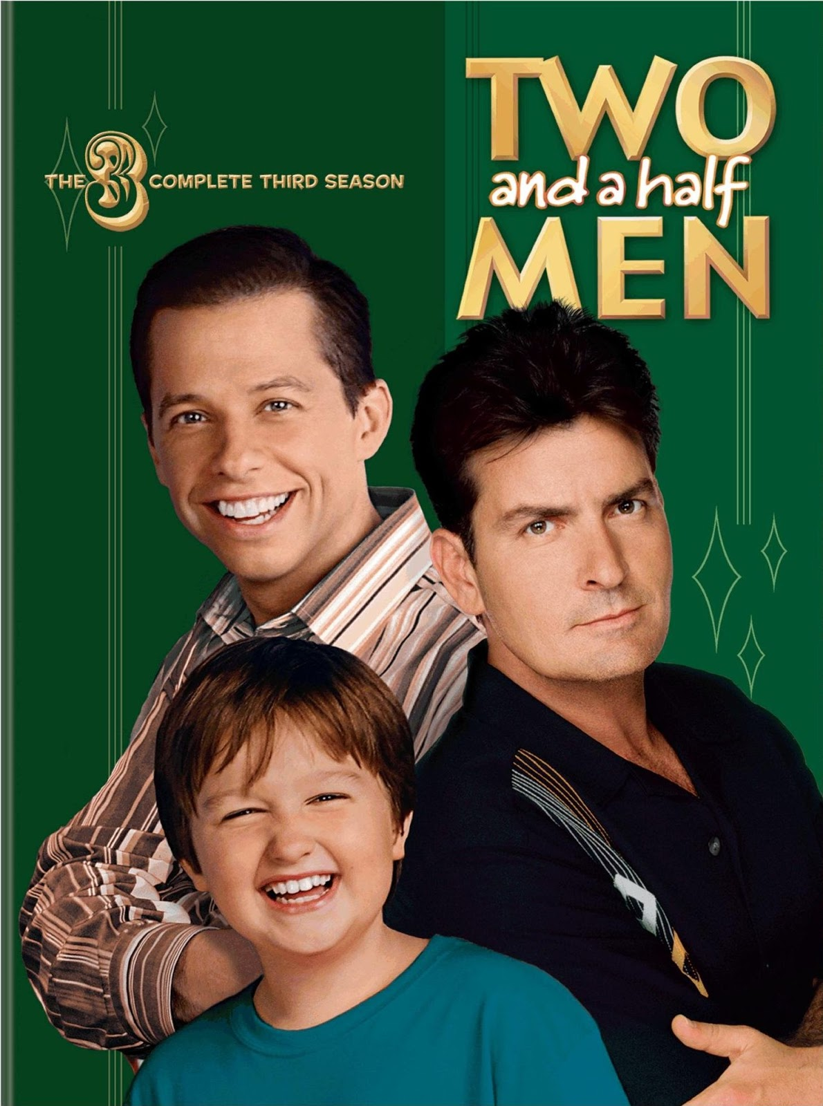 Two and a Half Men Season 3 Poster