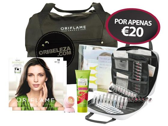 Kit de Início de Atividade da Oriflame 2013