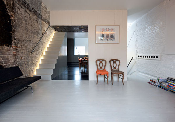 Reforma moderniza casa antiga na holanda arquitetando ideias - Reforma en casa ...