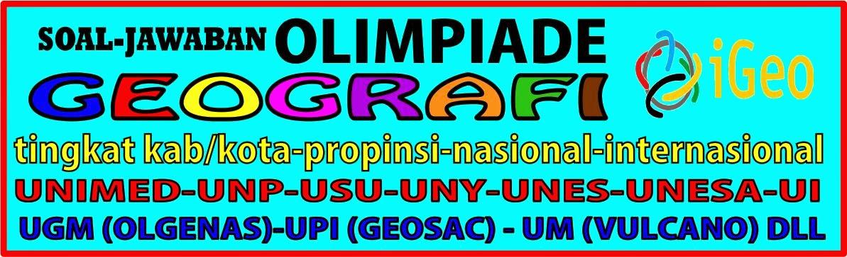 OLIMPIADE GEOGRAFI