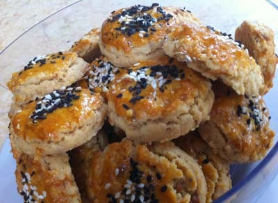 Resep Emping Melinjo Cookies