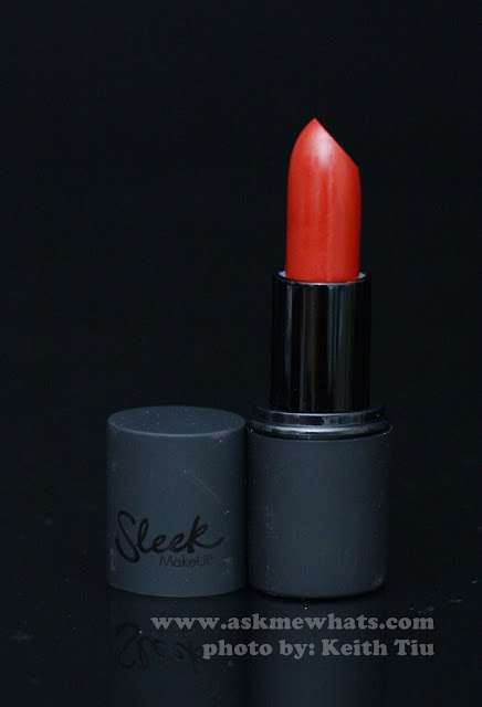 A photo of Sleek True Colour Lipsticks in Russian Roulette