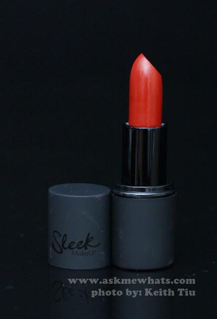 A photo of Sleek True Colour Lipsticks in Russian Roulette