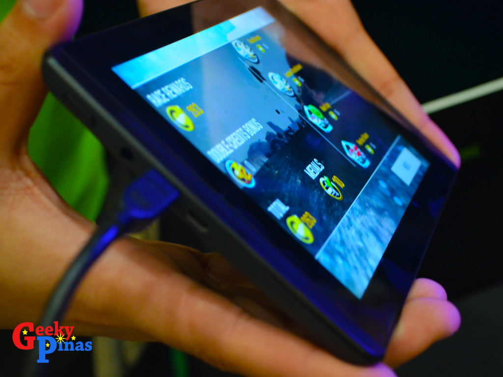 Official Launch of Cherry Mobile Tegra Note 7! Gaming Tablet for only Php9,999