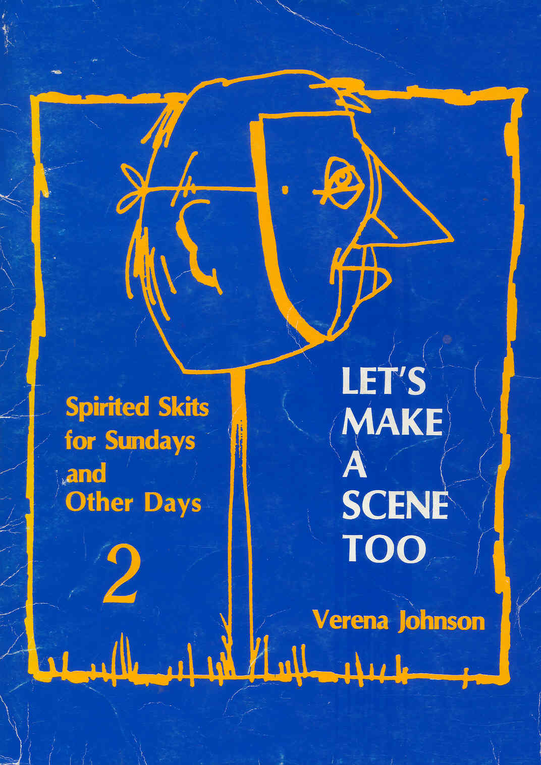 Found in lets make a scene to o by verena johnson lutheran publishing