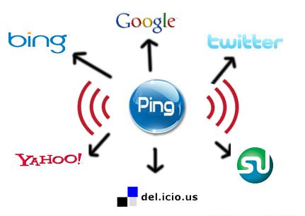 ping a blog