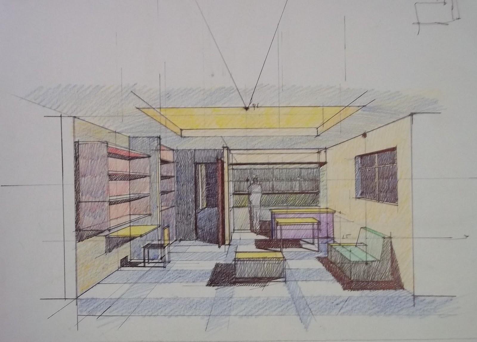 Luis fernando robles m espacio en construcci n for Interior 1 arquitectura