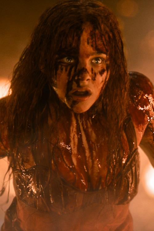 3 escenas de la nueva Carrie