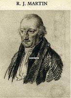 R.J. Martin, Antwerpse rechter tijdens de Franse overheersing