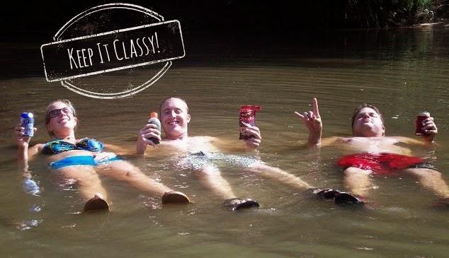 Float Trip Shenanigans