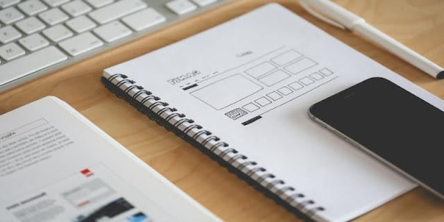 Blogger  標頭版面配置實作﹍圖片+標題+廣告