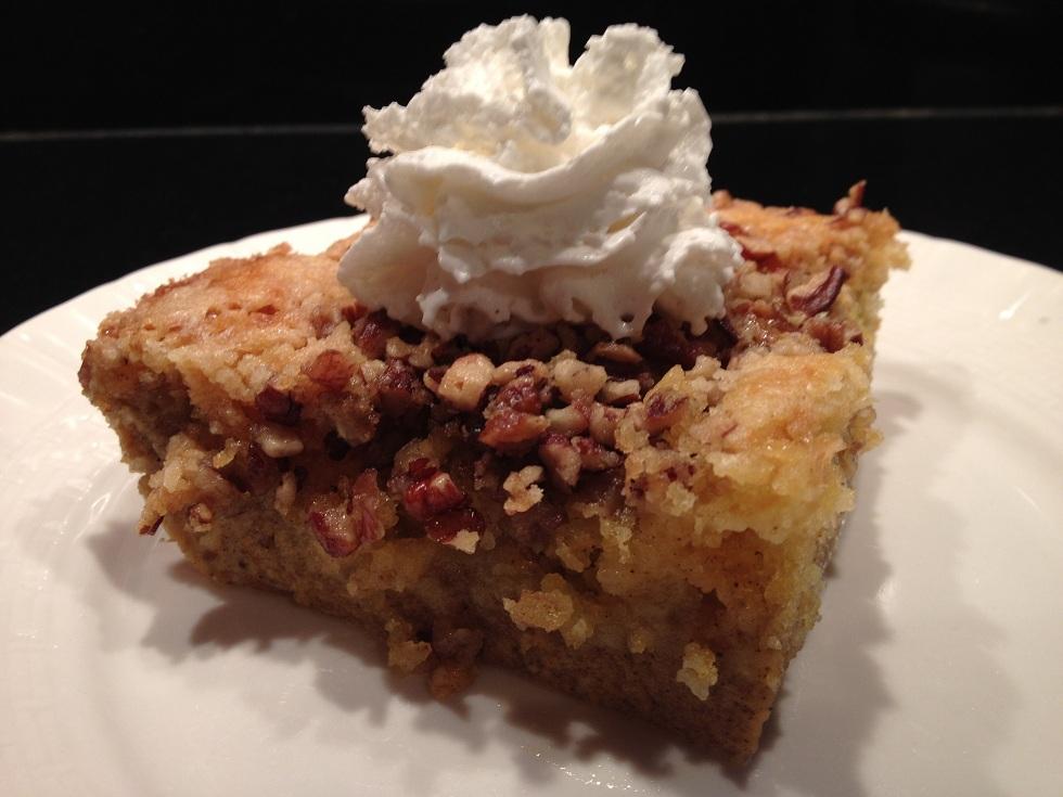 It's A Matter Of Taste: Pumpkin Crunch Dump Cake