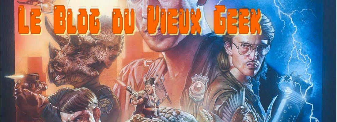 Le blog du VieuxGeek