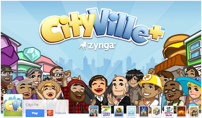 Play CityVille+ on Google games