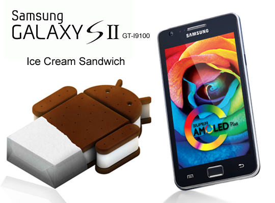 I9100XWLPD France Samsung Galaxy S2 ICS firmware upgrade