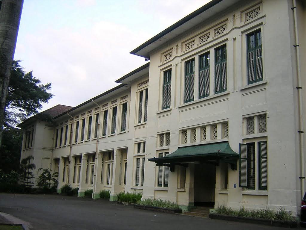 SMA 5 dan SMA 3 Bandung
