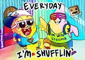 Everyday I'm shufflin.♥