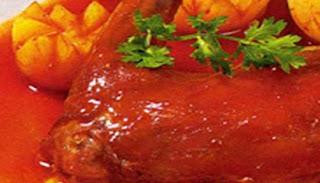 Món ăn ngon: Thỏ nấu rượu vang đỏ