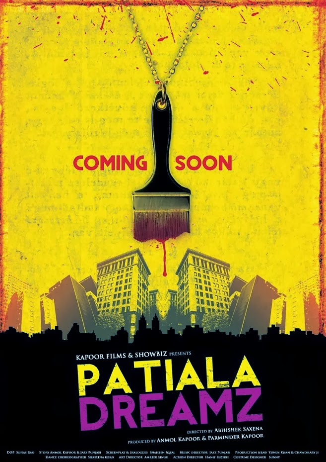 Complete cast and crew of Patiala Dreamz (2014) bollywood hindi movie wiki, poster, Trailer, music list - Sarwar Ahuja, Madalasa Sharma