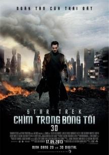Star Trek Chìm Vào Bóng Tối 3d - Star Trek Into Darkness 3d
