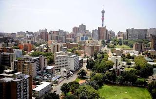 Johannesburg, première destination africaine des voyageurs