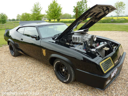 speedmonkey spotted ford falcon xb gt 500 coupe 6 5 v8 interceptor. Black Bedroom Furniture Sets. Home Design Ideas