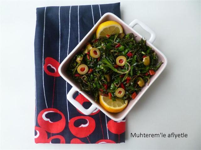 fresh thyme salad