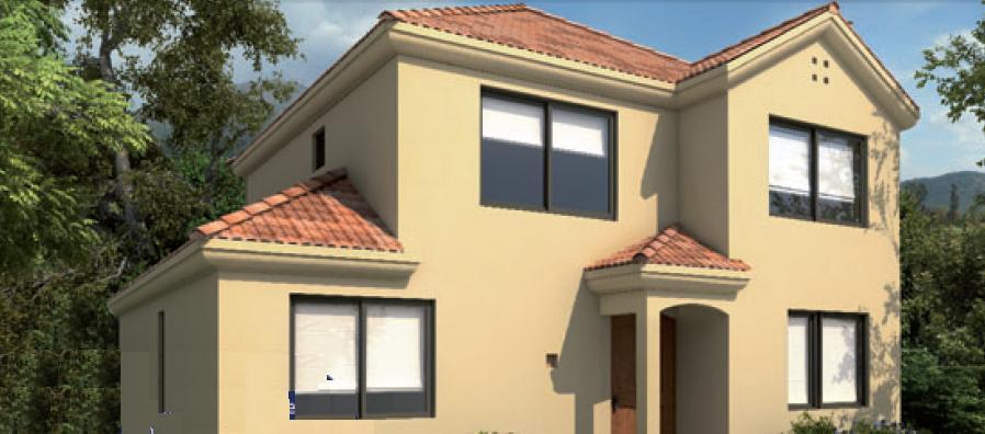 Fachadas de casas fachadas de casas peque as de dos plantas for Fachadas casas dos plantas