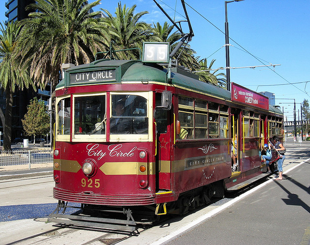 Australia Travels Melbourne