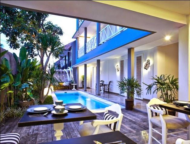 Bali media info 10 hotel murah di bali dengan fasiltas for Dekor kamar tidur hotel