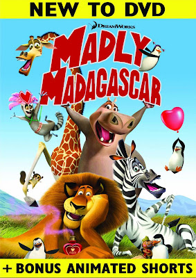 Madly Madagascar – DVDRIP LATINO