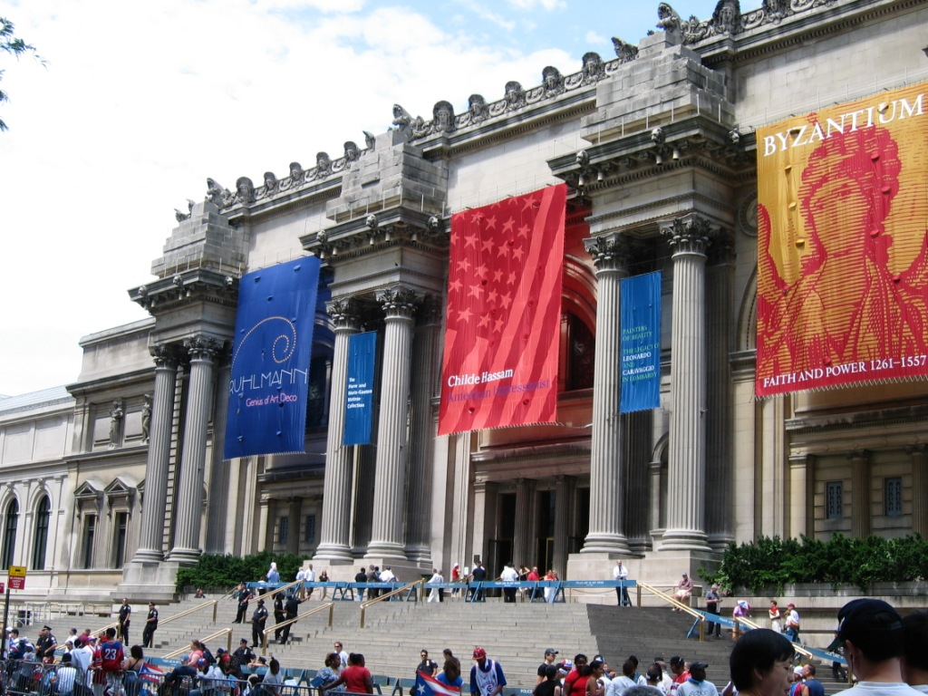 The metropolitan museum of art united states world for for Metropolitan mueseum of art