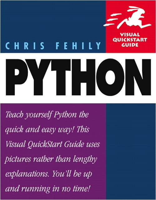 python visual quickstart guide toby donaldson pdf