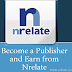 How to Earn Money from Nrelate on Blogger
