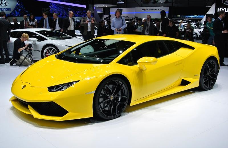 Foto Mobil Sport Mewah Lamborghini Huracan