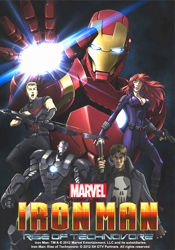 iron man rise of technovore segundo tr225iler de fan a