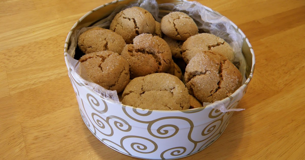 Perfectly Normal Chaos: Best Sorghum Cookies: Foods Made ...
