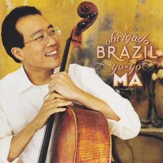 Album art for Yo-Yo Ma's Brazil themed release