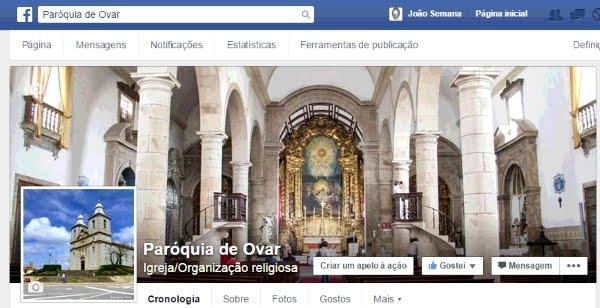 CLIQUE na gravura - PARÓQUIA/FACEBOOK