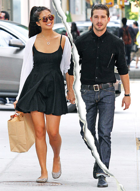 Crazy Days and Nights: Shia LaBeouf Splits With Girlfriend ... шайа лабаф